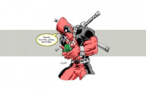 deadpool – little yellow