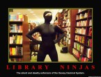 library ninja