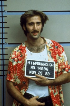 H.I. McDunnough Mug Shot