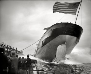 Launch Party 1905