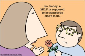 MILF is somebody else's mom