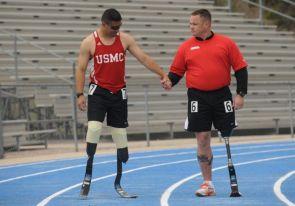 USMC spring runner