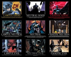 batman alignments