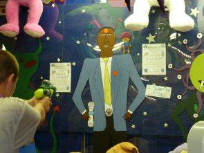 Obama Carnival Game