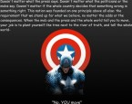 captain america – no, you move