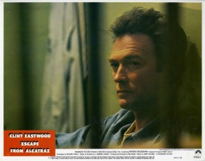 clint eastwood – escape from alcatraz
