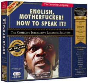 english motherfucker, how to speak it