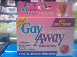 gay away