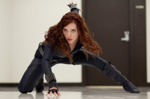 iron man 2 – the black widow