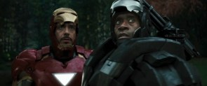 iron man 2 – worried looks