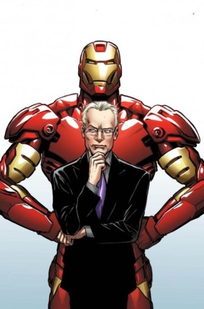 iron man and tim gunn