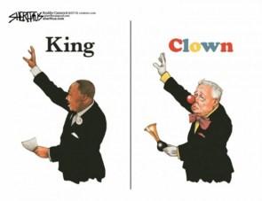 king vs clown