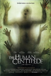 the human centipede movie poster