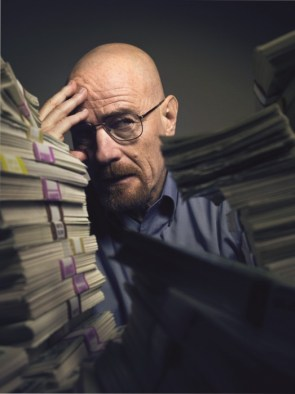 Breaking Bad – Money Stacks