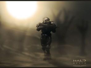 Halo Reach Wallpaper –  Carter