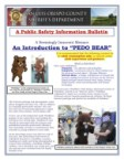 an introduction to pedo bear