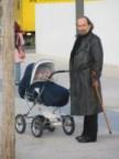 creepy baby walker