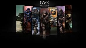 halo reach – 7 members