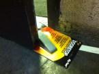 lazy door stopper