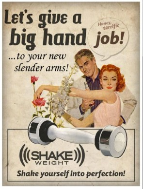 let's give a big hand – job