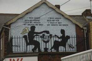 political building art