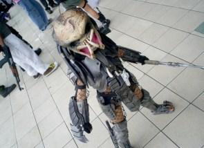 predator cosplayer