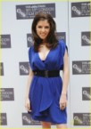 anna kendrick – blue dress