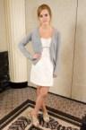 emma watson crosses her legs