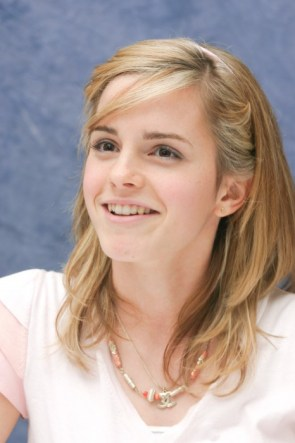 emma watson young interview photo