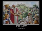 piracy – jesus did it