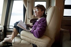 Sarah Palin's Ugly Ass Feet