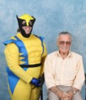 stan lee and wolverine