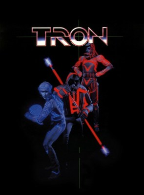 tron 1 poster