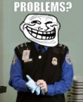 TSA Trollface – Problems
