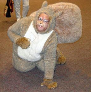 awesome squirrel costume