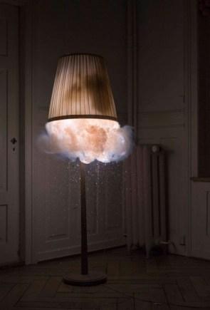 explosive lamp