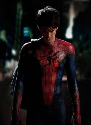 New spider-man movie image