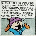 lifes too darn short – calvin