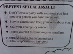 prevent sexual assult