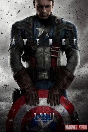 captain america – movie teaser poster