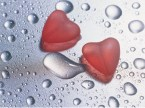 water hearts