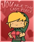 YOU are the last piece