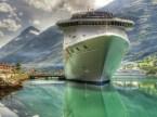 costa atlantica at dock