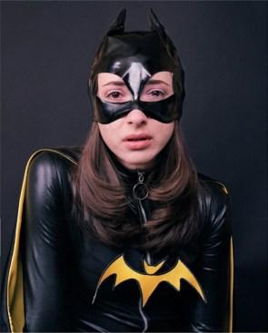 crying batgirl