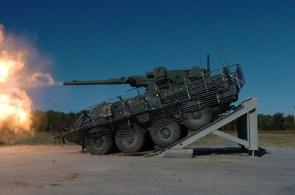 tank ramp
