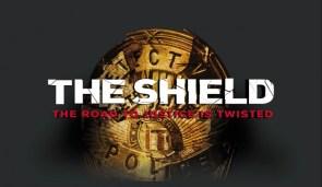 the shield logo