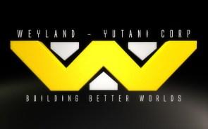 weyland – yutani corp LOGO WALLPAPER