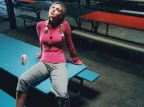 Katherine Heigl lunchtime