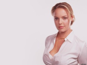 Katherine Heigl – open shirt