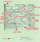 Obama's Birth Certificate As Analyzed By A Birther